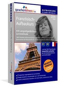 Französisch lernen: Sprachkurs Basis B1 + B2