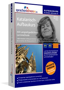 Katalanisch lernen: Sprachkurs Aufbau B1 + B2