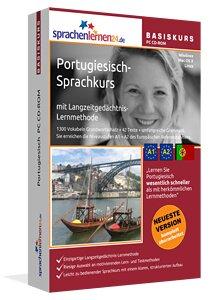 Portugiesisch lernen: Sprachkurs Basis A1 + A2