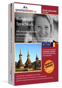 Rumänisch lernen: Sprachkurs Basis A1 + A2