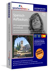 Spanisch lernen: Sprachkurs Aufbau B1 + B2